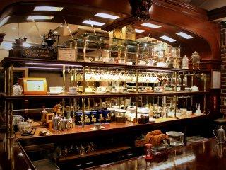 Quán bar phong cách cổ điển