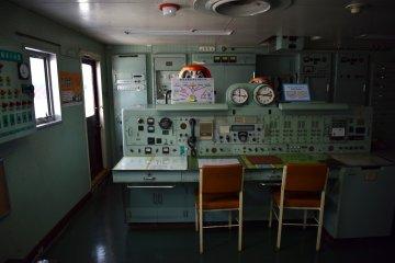 Transmission room