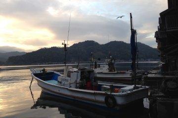 Ine Fishing Port