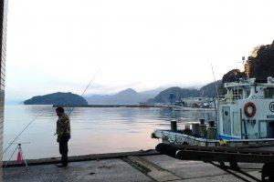 Cảng cá Ine - Nơi cung cấp hải sản tươi sống cho chợ Tsukiji