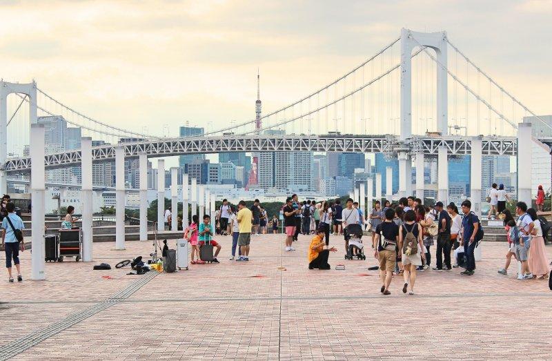 The 10 Things I Like About Odaiba