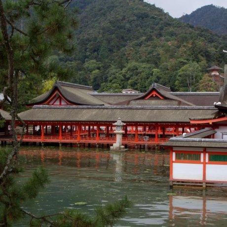 Храм Итсукусима, Миядзима