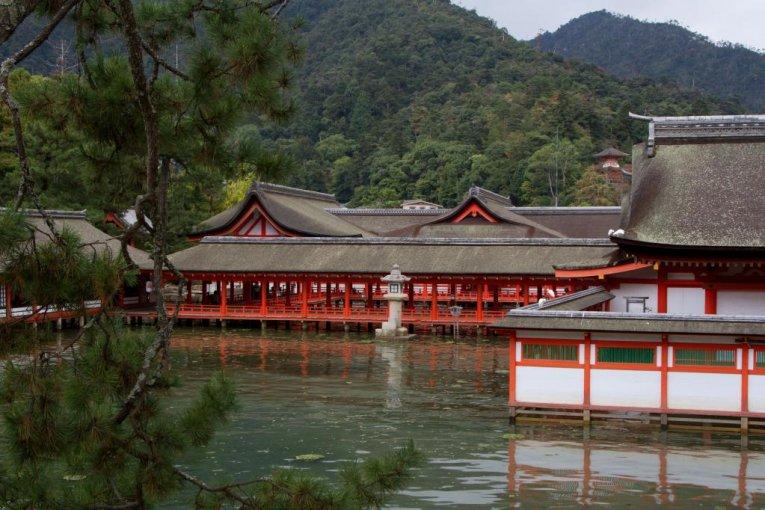 宮島、厳島神社