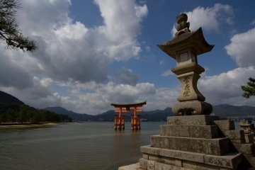 <p>There are so many different views of the torii in the water that it&#39;s hard to pick a favorite one.</p>