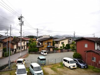Overlooking Takayama