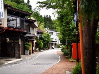 Tản bộ ở Higashiyama