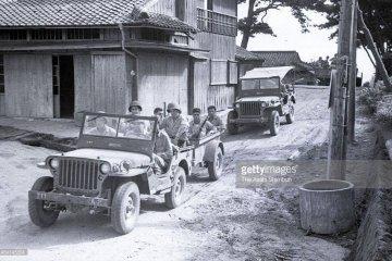 Sept. 4th, 1945 U.S. Marines Landing (Takasu Town)