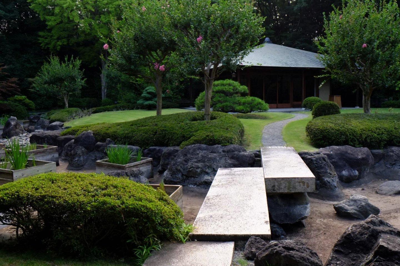 The Garden Oriental Osaka\'s traditional Japanese garden
