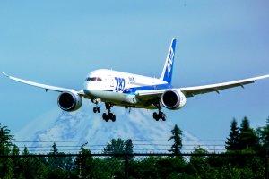 Fly in comfort on ANA's Boeing 787 Dreamliner