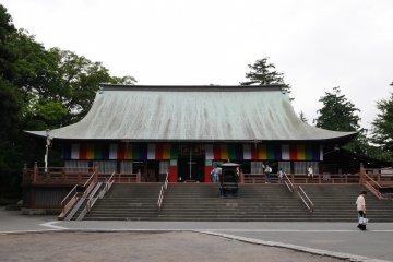 Kawagoe's Kitain temple attracts tourists and Buddhist worldwide