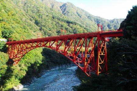 Toyama Prefecture Japan Travel Tourism Guide and Travel Map