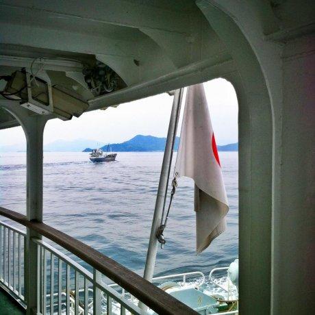 Kapal Feri Matsuyama - Hiroshima