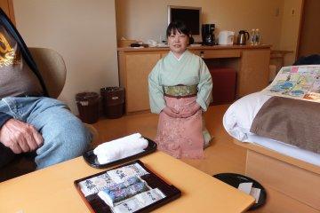 Welcome to Hotel Taisetsu