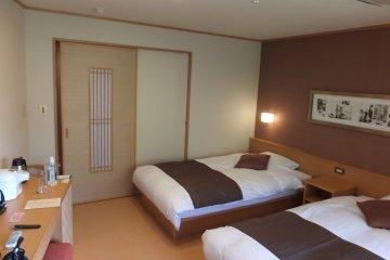 Our Hotel Taisetsu room