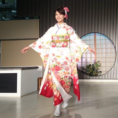 Trình diễn thời trang Kimono