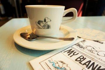 Cafe Blanket