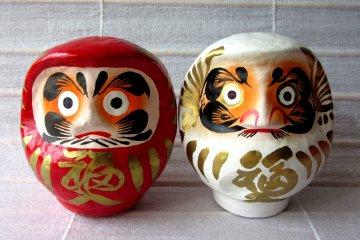 Boneka khas Jepang