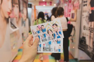 What's a trip to Tokyo without taking a purikura?