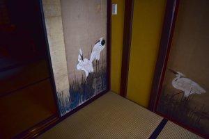 Interior of Kimura House