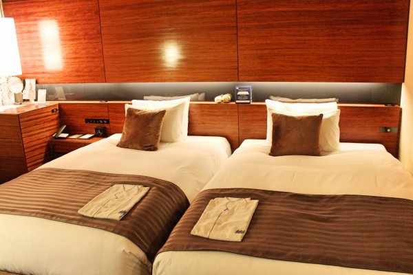 Nice comfortable beds