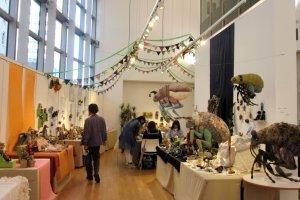 Fantanima! venue - Maruzen Gallery