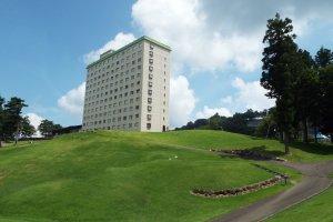 Bangunan utama APA Myoko Resort