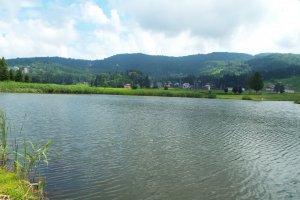 Lac de pêche