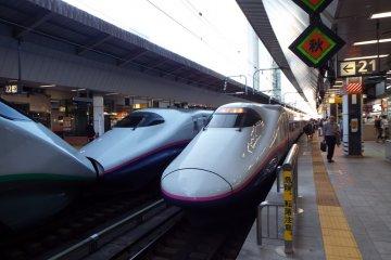 JR Hokuriku Shinkansen (Bullet Train)