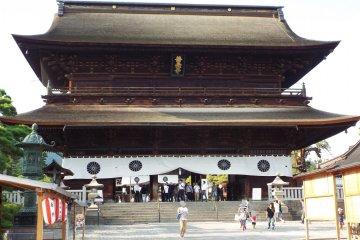 Zenkoji Temple Complex