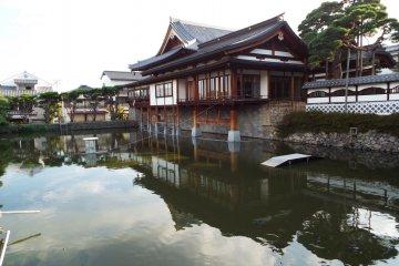 Part of Zenkoji Temple