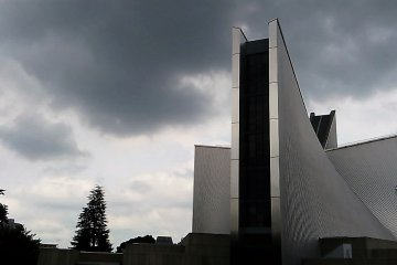 St Mary's Cathedral in Tokyo