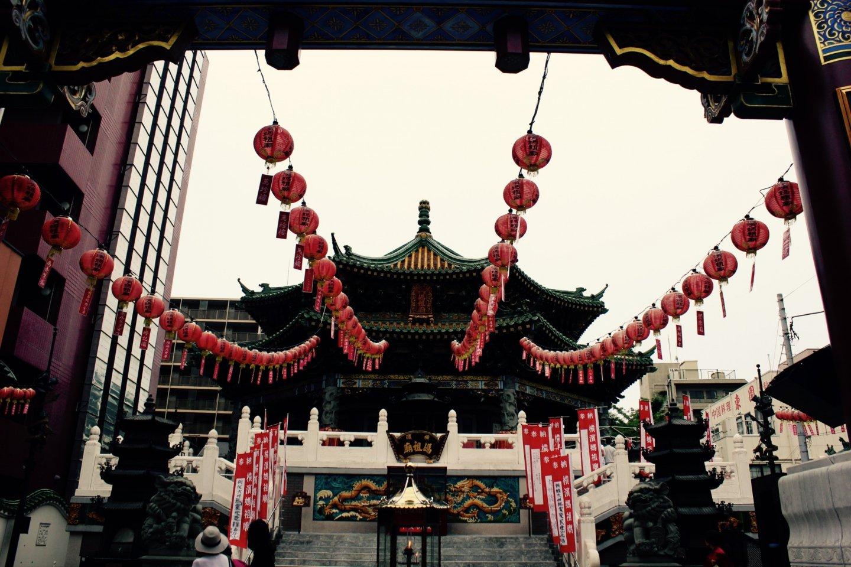 El templo daoista más reciente, quién abrió sus puertas el  2006.