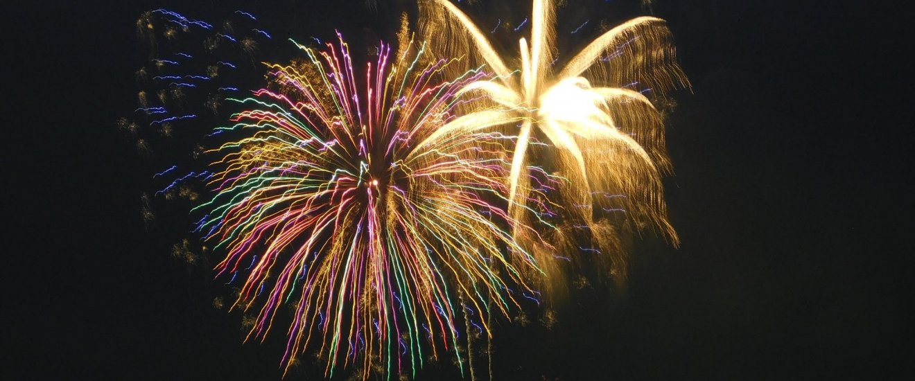 Fireworks Festival Bonanza In Okazaki
