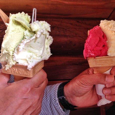 ร้านไอศครีม Machida Ice Latte [ปิด]