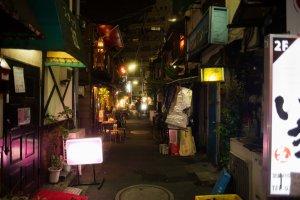 Bar alley