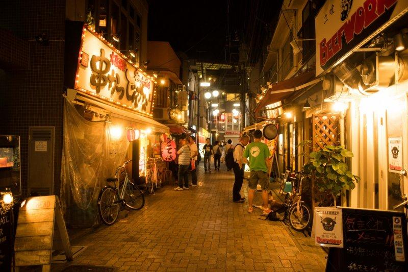Main Alley