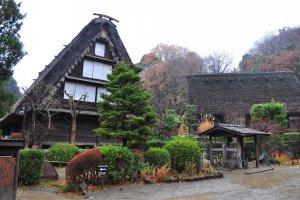 Деревня за рамками времени