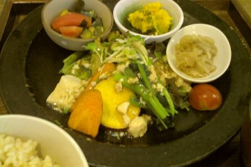 Set Meal at Genmian