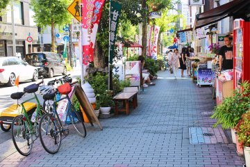 Stroll in Historic Ningyocho