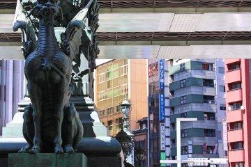 Nihonbashi et Souvenirs d'Edo