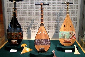 Коллекция инструментов Японии