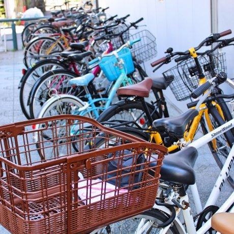 Panduan Bersepeda di Area Tokyo