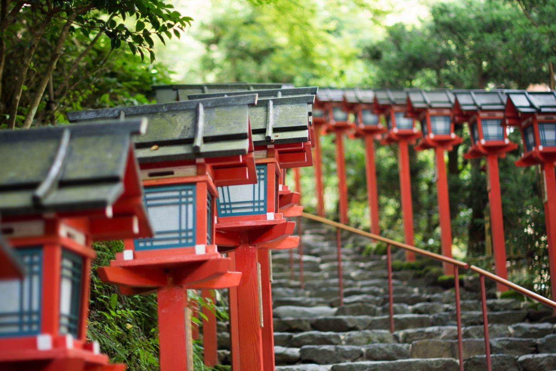 Kifune Jinja, Kyoto