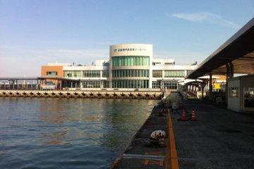 Hiroshima Port Ujina Terminal