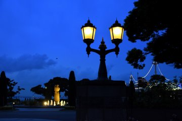 Malam Romantis di Yokohama Bayside