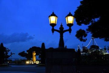 Romantic Night at Yokohama Bayside