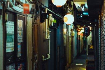 Night in Kichijoji