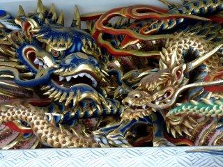 Fabulous dragon