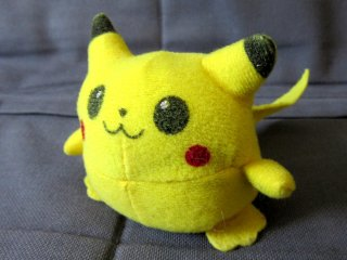 My favorite Pokemon is Pikachu! All those characters come from Japan and are world famous!