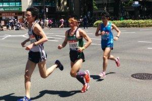 Kegiatan Sendai Half Marathon
